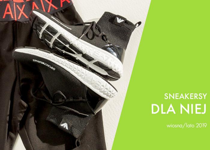 Sneakersy dla Niej